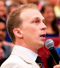 Travis Morgan - Veritas Prep - Head Consultant and GMAT Instructor