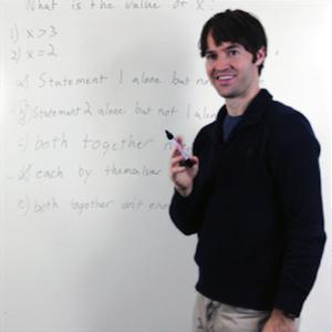 Dan Haug - Vincia Prep - GMAT Teacher