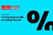 Percentage Change GMAT Questions