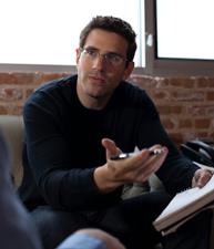 Jon Frank - Admissionado - Founder and CEO