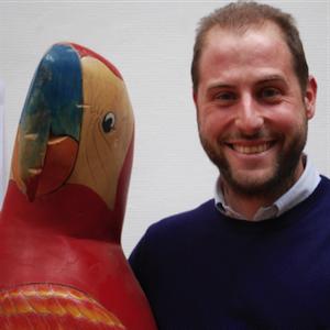 Dario Lucisano - Vincia Prep - GMAT Teacher