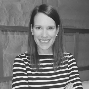 Melody Jones - Vantage Point - Co-Founder