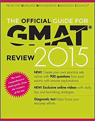 gmat2015 book cover