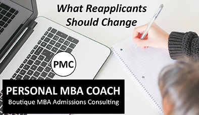 What Mba Reapplicants Should Change If You Were Rejected From Business School Last Year It May Be Tempting To  Scrap Your Applications Essays And Letters Of Recommendation And Start  From